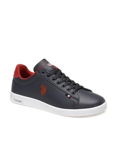 U.S. Polo Assn. Erkek Ayakkabı Franco 100910270 Lacivert
